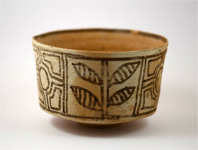 Indus Valley terracotta cup