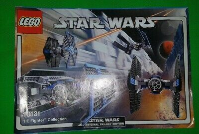 LEGO Star Wars Instruction Manual - 10131 Tie Fighter Collection (2004)