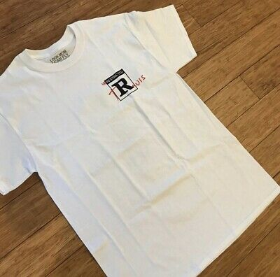 travis scott look mom i can fly tee shirt white size medium