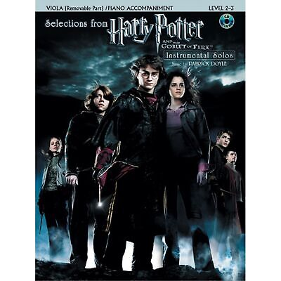<I>Harry Potter and the Goblet of Fire,</I> String Selections from