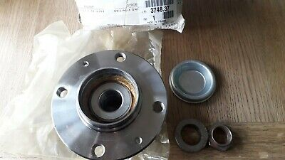 Genuine Peugeot Citroen Rear Wheel Bearing Kit - 3748.73 ABS 29 Teeeth