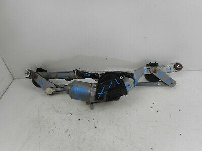 2007 Toyota Auris Front Windscreen Wiper Motor & Linkage 85110-02180