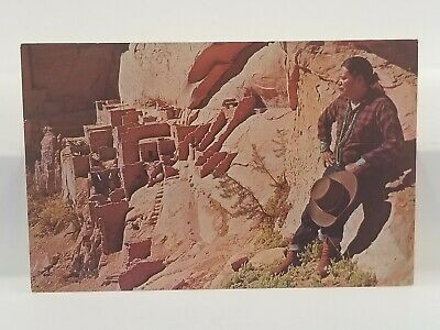 Vintage Postcard Betatakin Ruin Navajo National  Lot(315-54)