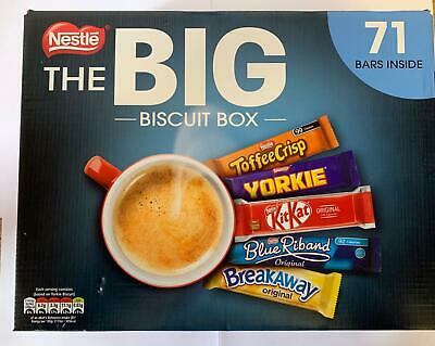 Nestle The Big Biscuit Box