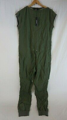 Like an Angel Junior Pant Jumpsuit Overall NEW 1X 2X 3X Olive Army Green NWT P6