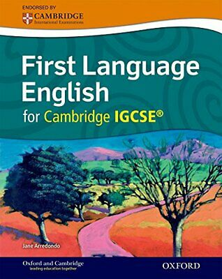 Complete First Language English for Cambridge IGCSE® (Igcse First Language) By