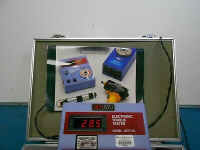 Uryu Seisaku Uet-10c Digital Electronic Torque Tension Tester
