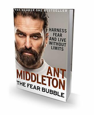 [Audio CD] The Fear Bubble: Harness Fear and Live Without Limits