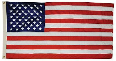 Valley Forge Flag US4PN American Flag, 4'x6', Red,White,Blue