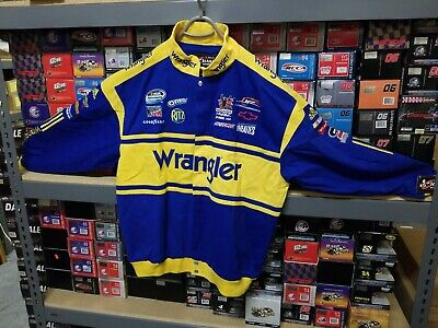 Dale Earnhardt Jr. #3 Wrangler Chase Authentics Jacket, 2XL Brand New with Tags