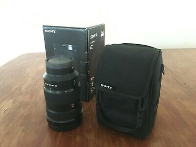 Sony SEL2470GM E-Mount Camera Lens: FE 24-70 mm F2.8 G Master Full Frame