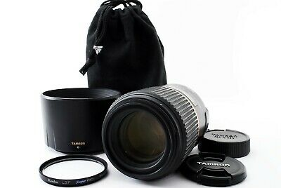 Tamron SP 90mm F2.8 Di Macro VC USD F004 Lens For Nikon App Near Mint Tested