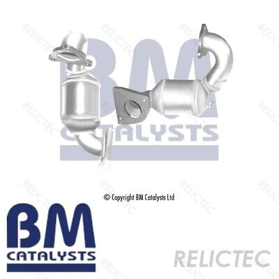 CATRN115TA RENAULT Megane II 1.4 Exhaust Single Front Pipe and Catalyst 08//2002