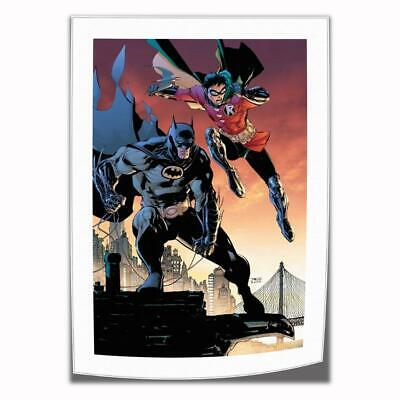 "16""x24""Robin Batman HD Canvas prints Painting Home decor Room Wall art Picture"