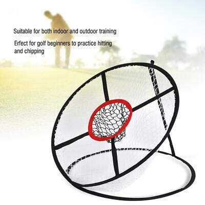 Two Layers Pop-Up Indoor Outdoor Training Practice Target Chipping Net Hot