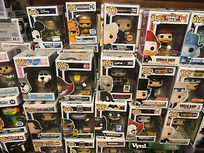 Funko Pop Single Mystery Box! Grail / Chase/ Exclusive Or Fail With A Common