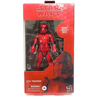 Star Wars The Black Series Carbonized Collection Sith Trooper