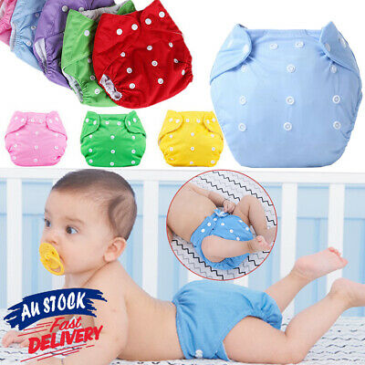 Reusable nappy modern Diapers Cloth Nappies Baby bulk Adjustable