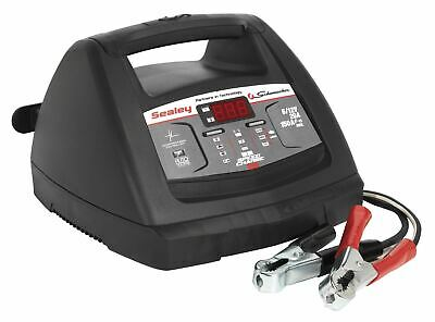 Sealey SCI90S 150Amp Intelligent Speed Charge Battery Starter Charger