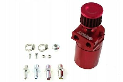 Oil Catch Tank M-8800 Turboworks Pro Red 10,15 Mm