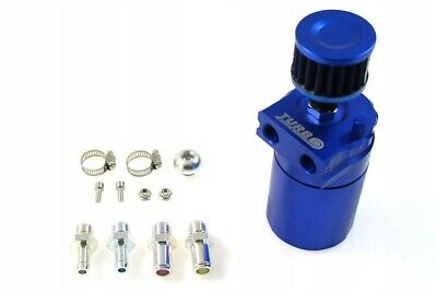 Oil Catch Tank M-8801 Turboworks Pro Blue 10,15 Mm