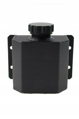 Oil Catch Tank Bulkhead M-8810 Turboworks 1L Black
