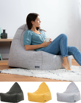 Astounding Icon Milano Velvet Armchair Bean Bag 79 99 Picclick Uk Inzonedesignstudio Interior Chair Design Inzonedesignstudiocom