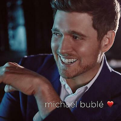 MICHAEL BUBLE Love (2018) 11-track CD album NEW/SEALED ❤