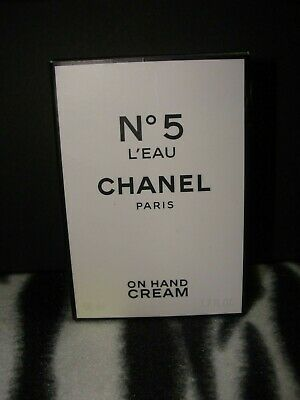 Chanel N5 On Hand Cream - Authentic