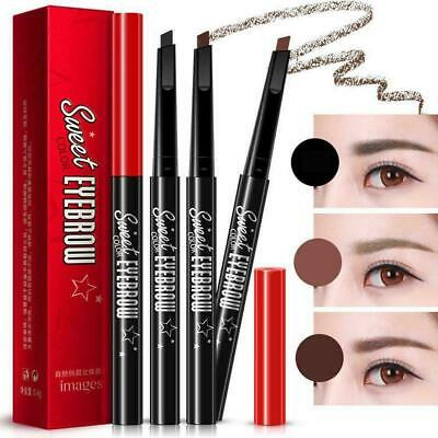 easy to remove makeup pencil Natural eyebrow stereo Waterproof eyebrow penc S1O2