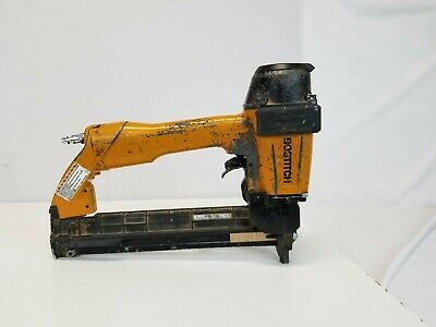 Bostitch 650S5 Used Stapler Crown Stapler, Tool, Construction, Pneumatic