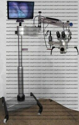 Floor Stand Microscope,for Dental Surgical Treatment,Manual Fine Focusing