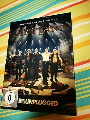 Santiano - MTV Unplugged (Limited Deluxe Edition) (2CD + 2 DVD Video)ohne Bluray