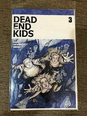 DEAD END KIDS 3 MAIN First 1st print SOURCE POINT PRESS VF+ 2019 3A