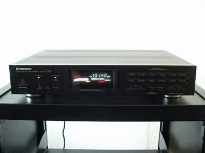 Pioneer F-676 High-End Tuner with 2 Antenna Inputs, 12 Month Warranty