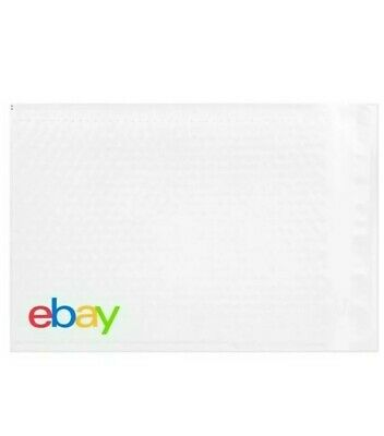 """eBay Branded Shipping Supplies Padded Airjacket Bubble Envelopes 9.5""""x 13.25"""""""
