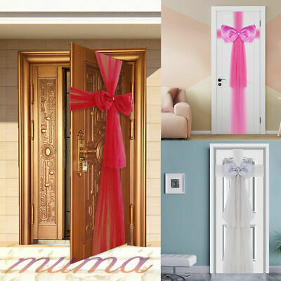 BIRTHDAY DOOR BOW Outdoor PARTY Decoration FULL LENGTH LUXURY BOWS XMAS GIFT