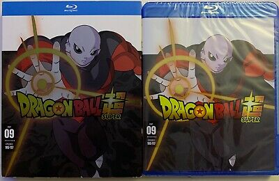 New Dragon Ball Super Part 9 Blu Ray + Slipcover Sleeve Episodes 105 - 117 Buyit