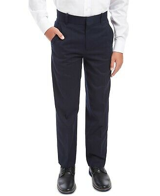 Tommy Hilfiger Boys Alexander Trousers. Uk Size 8. (Brand New). Navy. Rrp £34