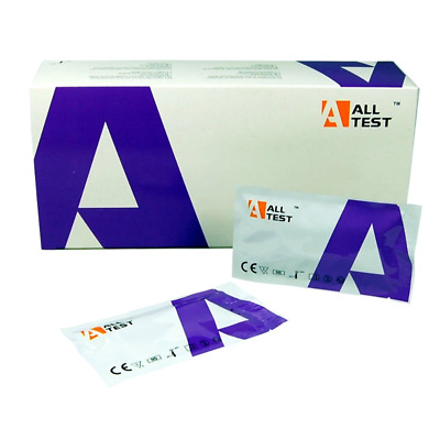 CE approved Foil Wraped 10mIU ULTRA Pregnancy Test Strips ALLTEST® 99% accouracy