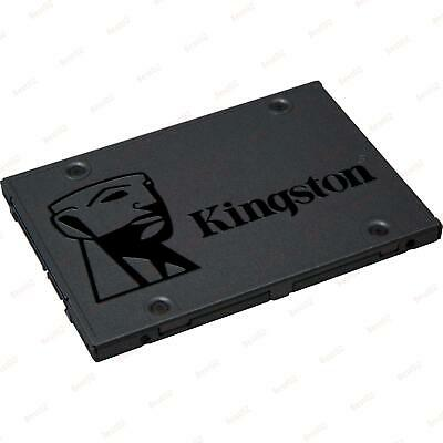 "Per Kingston SSD Now A400 120GB 240GB 480GB 2.5"" SATAIII Solid State Drive BT02"