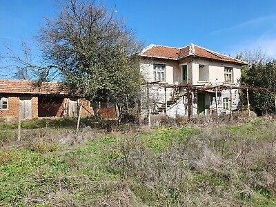 Bargain two storey house property with land in VT reg Bulgaria -  Pay Monthly