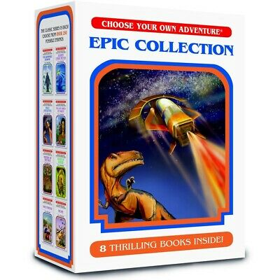 Choose Your Own Adventure Epic Collection Box Set