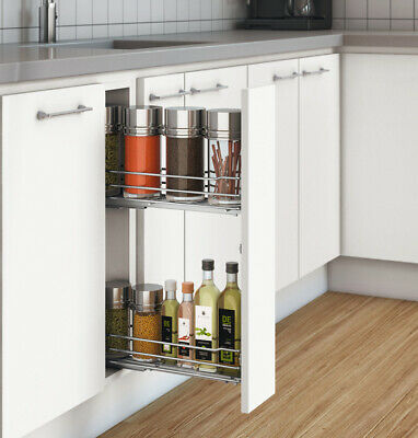 Häfele Base Cabinet Kitchen Pantry Extractable Cushioning Cabinet Drawer 150 MM