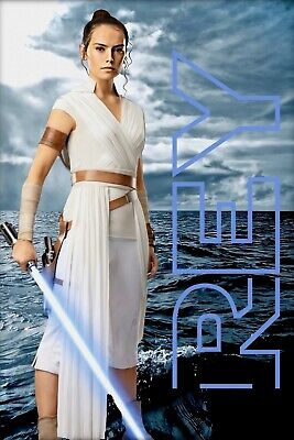 "STAR WARS THE RISE OF SKYWALKER 11""x17"" MOVIE POSTER PRINT #4"