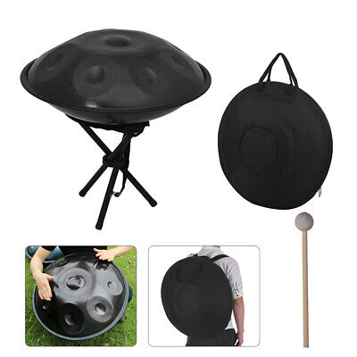 9 Notes Professional Hand Pan Handpan Drum Handmade Carbon Steel Good Sound U2A3