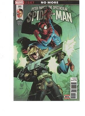 Peter Parker The Spectacular Spiderman 305 ( 2017 Series ) Marvel Legacy Comics