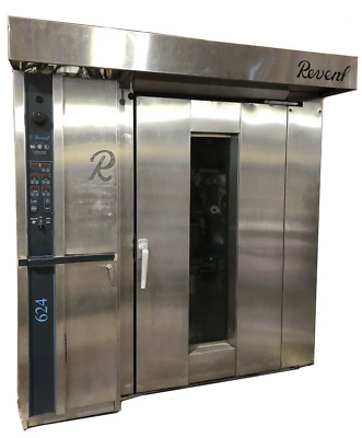 Revent Double Electric Rack Oven