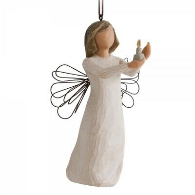 Willow Tree Hanging Ornament - Angel of Hope 27275 By Susan Lordi