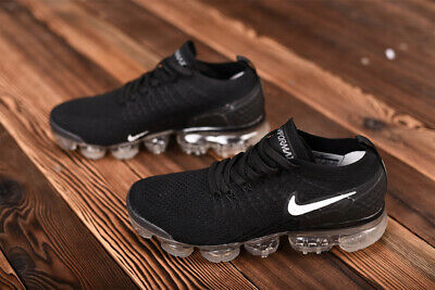 NIke Air VaporMax Flyknit 2 Men's Running Shoes ON SALE! BLACK COLOR